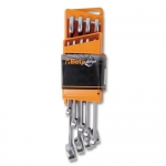 Beta Tools 000420087, 42/SC9I Set of 9 Combination Wrenches