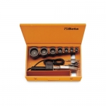 Beta Tools 003100108, 310/C8 Polywelder with Assortment of 7 Forms