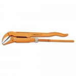 Beta Tools 003750055, 375 Series 45 Degrees Slim Jaws Pipe Wrench