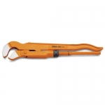 Beta Tools 003780032, 374 Pattern 45 Degrees Slim Jaws Pipe Wrench