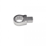 Beta Tools 006530014, 653 Ring Wrench with Square Drive for 669N