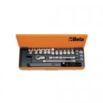 Beta Tools 006710120, 671N/C20 Set of Torque Bar and Accessories