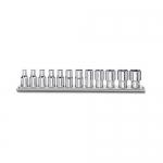 Beta Tools 009000179, 900MB/SB12 Set of Hexagon Hand Sockets