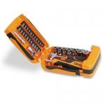 Beta Tools 009000937, 900/C39 Assortment Kit of 11 Hexagon Sockets