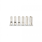 Beta Tools 009200409, 920FTX/LSB6 Set of Hand Sockets for Head Screws