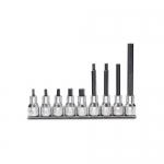 Beta Tools 009200441, 920PE/SB9 Set of 9 Socket Drivers for Screws