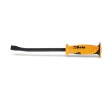 Beta Tools 009650013, 965 300mm Flat Curved End Pry Bar