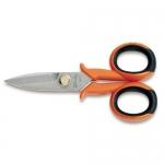 Beta Tools 011280050, 1128BMX 145mm Microteeth Electrician's Scissor