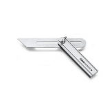 Beta Tools 016720130, 1672A Adjustable Mitre Square with Sliding Blade