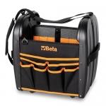 Beta Tools 021040121, 2104VU/0 Fabric Tool Basket with Kit of Tools