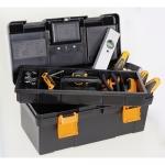 Beta Tools 021150233, 2115PVU/2 Tool Box CP15 with Assortment Set