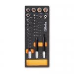 Beta Tools 024500112, M112 Assortment Set of Bits, Sockets and Holders