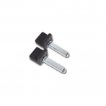 Beta Tools 030400502, 3040A/2 L-shaped Sliders, Pair, Made of Rubber