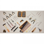 Beta Tools 059800241, 5980EL/A Assortment Set of 57 Tools