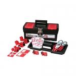 Brady 105963, Personal Breaker Lockout Kit with out Padlocks