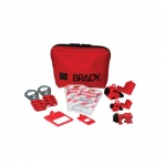 Brady 105966, Personal Breaker Lockout Pouch with out Padlocks