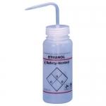 Bel-Art Products 11643-0239, Safety Vented 250ml (8oz) Wash Bottle