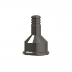 Ace Glass 12187-62, Hose Barb 304 Stainless Steel Adapter