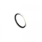Ace Glass 12192-06, NW40 PTFE Gasket with Viton O-Ring