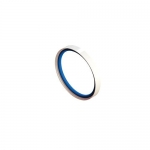 Ace Glass 12192-24, NW25 PTFE Gasket with FVMQ O-Ring