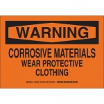 Brady 126527, Materials Wear Protective… Sign