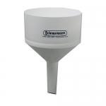 Bel-Art Products 14604-0000, 875ml Polypropylene Buchner Funnel