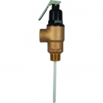 Cash Acme 22894-0150, FVMX-4LS Male Inlet Relief Valve with Long Shank