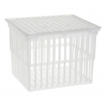 Bel-Art Products 18737-0010, Test Tube Basket with Lid