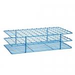 Bel-Art Products 18757-0001, Poxygrid Blue Test Tube Rack, 72 Places