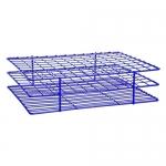 Bel-Art Products 18759-0001, Poxygrid Blue Test Tube Rack, 108 Places