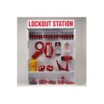 Brady 99696, Extra Large Enclosed Lockout Station with Safety Padlocks