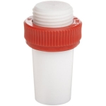 Bel-Art Products 20197-1515, Safe-Lab Hollow Teflon Stopper for Flask