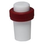 Bel-Art Products 20197-1530, Safe-Lab Hollow Teflon Stopper for Flask