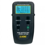 AEMC 2127.82, CA7028 Wire Mapper Pro LAN & Cable Tester