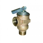 Cash Acme 23343-0150, FWL-2 Lead Free Pressure Relief Valve, AGA