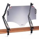 Bel-Art Products 24966-0004, Double Wall Mounted Splash Shield