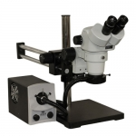 Aven 26800B-352, Stereo Zoom Binocular Microscope with DBL Arm Boom