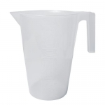 Bel-Art Products 28993-0000, 3L Polypropylene Graduated Pitcher