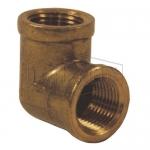 Dixon Valve 3021212CLF, 90deg 3/4″ Female NPT Brass Pipe Elbow