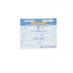 Bel-Art Products 37161-0000, Spinpak Round Magnetic Stirring Bar Set