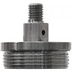 AMS 404.57, 3″ Stainless Steel Split Core Sampler Cap
