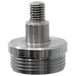 AMS 404.76, 2″ Stainless Steel Split Core Sampler Cap