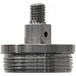 AMS 404.86, 2.5″ Stainless Steel Split Core Sampler Cap