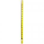 Bel-Art Products 40401-0125, Riteflow Plain Ends Flowmeter, Size 3