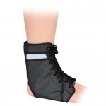 Advanced Orthopaedics 4611-B, Swede-O Ankle Lok Support, Black