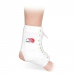 Advanced Orthopaedics 4611-W, Swede-O Ankle Lok Support, White