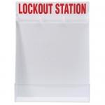 Brady 50994, 26″ x 19.5″ Polystyrene Large Lockout Station