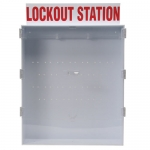 Brady 50996, 26″ x 19.5″ Polystyrene Large Enclosed Lockout Station