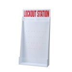 Brady 50997, 18″ x 12″ Polystyrene Small Lockout Station