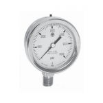 Cat Pumps 6076, 6000 psi Pressure Gauge, Stainless Steel 400F